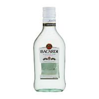 BACARDI 百加得 40%vol 白朗姆酒 200ml