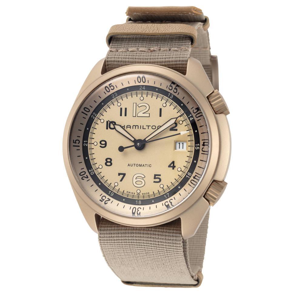 HAMILTON 汉米尔顿 H80435895 男士运动休闲手表
