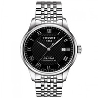 TISSOT 天梭 T0064071105300 力洛克 男士自动机械手表