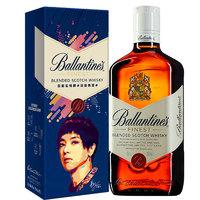 Ballantine's 百龄坛 特醇 40%vol 苏格兰威士忌 700ml 华晨宇 限量款