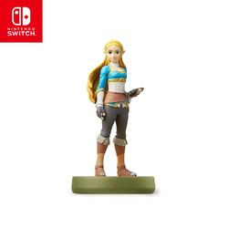 Nintendo 任天堂 任天堂 Nintendo Switch 塞尔达 塞尔达传说 旷野之息 国行amiibo游戏互动模型 NS周边配件