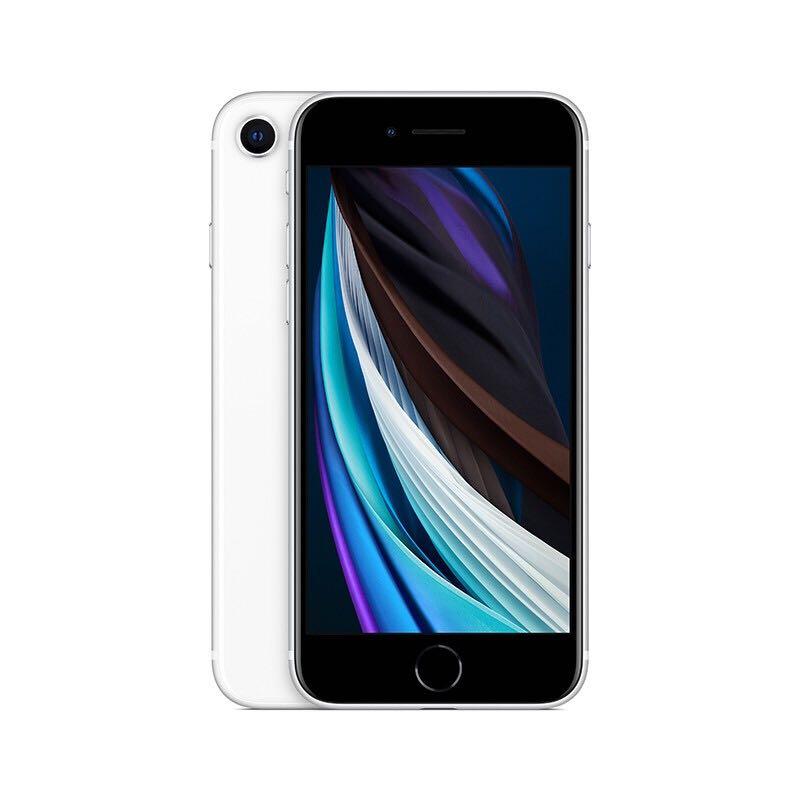 PLUS会员 : Apple 苹果 iphone SE 5G智能手机 64GB 白色