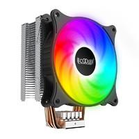 PCCOOLER 超频三 东海 X4 多平台CPU散热器