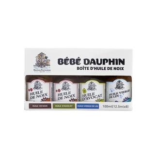 DAUPHIN PASTOUREAU 多斐 核桃油 12.5ml*8瓶