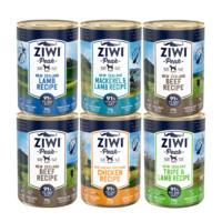 PLUS会员:ZIWI 滋益巅峰 主食狗罐头 390g*6罐