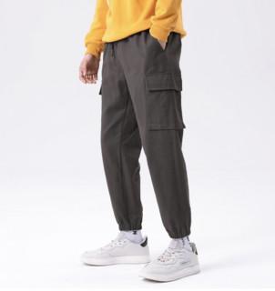 C&A H21211601YAAGD 男士休闲裤