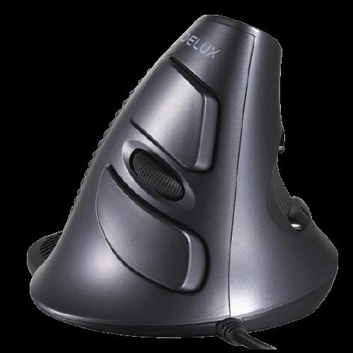 DeLUX 多彩 M618 有线垂直鼠标