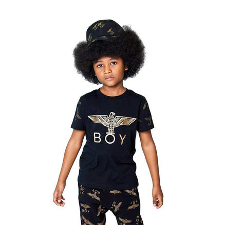 BOY LONDON 伦敦男孩 11TB00TS1003K9911T  儿童夏季T恤