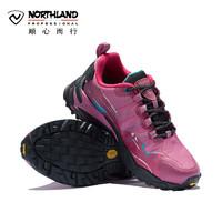 NORTHLAND 诺诗兰 诺诗兰女士低帮登山徒步鞋