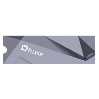 PLEXTOR 浦科特 浦科特(PLEXTOR)C01 M.2SSD固态硬盘散热器 全铝高效散热片 适用于2280 M.2 SSD固态硬盘 枪色