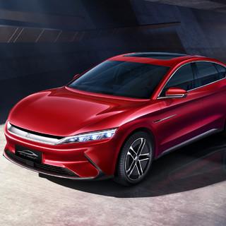 BYD 比亚迪 汉 2020款 EV 超长续航版豪华型