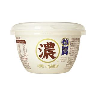 北海牧场 特浓原味濃酸奶控糖高蛋白高钙低温  140g*12杯