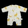 L-LIANG 良良 儿童分腿睡袋 春夏款 香蕉派对 80cm