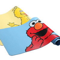 PLUS会员:LATIT ×芝麻街 Elmo联名款 瑜伽垫
