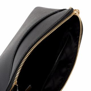 MICHAEL KORS 迈克.科尔斯 女士时尚百搭单肩斜挎包 32S9GF5C3L 【M】黑色32S9GF5C3L BLACK