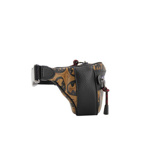 COACH 蔻驰 女士PVC斜挎腰包 1507