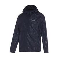 Columbia 哥伦比亚 户外风衣轻薄透气遮阳防晒衣男子户外运动皮肤衣夹克外套