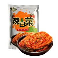 东方态美  韩国辣白菜  500g*5袋