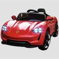 beiruidor 倍瑞多 儿童电动汽车玩具 升级红色款