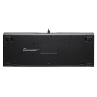USCORSAIR 美商海盗船 K70 惩戒者 104键 有线机械键盘 黑色 Cherry红轴 RGB