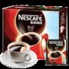 雀巢(Nestle)醇品黑咖啡无糖添加速溶 低脂健身速溶黑咖啡学生醇品油切苦冷萃美式纯咖啡粉冷粹 1盒装-可冲48杯