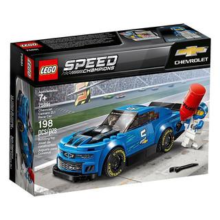 LEGO 乐高 超级赛车系列 75891 雪佛兰卡罗