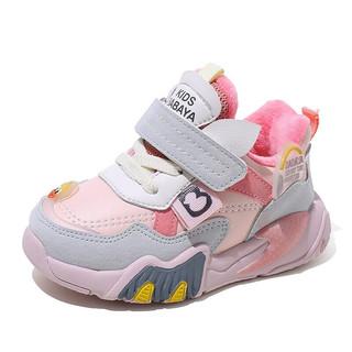 Babaya 芭芭鸭 33055 儿童休闲运动鞋