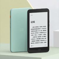 学生专享、PLUS会员:MOAN 墨案 inkPalm 5 5.2英寸墨水屏电子书阅读器 Wi-Fi版 32GB 薄荷绿