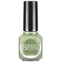 Sweet Color 无味健康环保指甲油 #牛油果绿 12ml