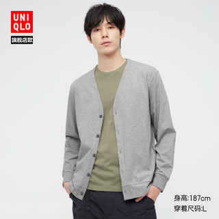 UNIQLO 优衣库 男女款开衫 433048