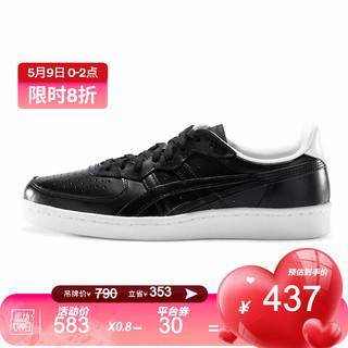 Onitsuka Tiger 鬼塚虎 Onitsuka Tiger鬼塚虎运动休闲鞋 男鞋 GSM 1183A427-100 黑色 40.5