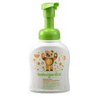 甘尼克宝贝(BabyGanics) 免洗洗手液 桔味 有香味 美国进口 250ml