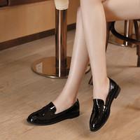 Teenmix 天美意 TGLA9106DU1AQ0 女士乐福鞋