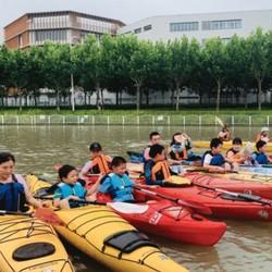 上海世博·航伽水上运动基地皮划艇亲子畅玩票