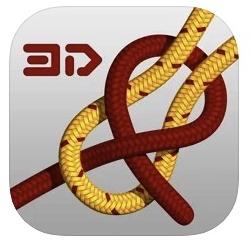《3D绳结》iOS 生活技能类App