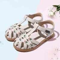 女童罗马凉鞋
