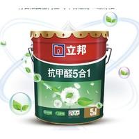 立邦 抗菌油漆涂料18L