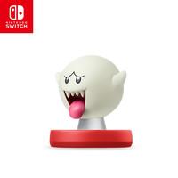 任天堂 Nintendo Switch 国行amiibo游戏互动模型 NS周边配件 害羞幽灵 标准款