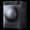 VIOMI云米 智能纤薄洗衣机master 2超薄470家用全自动AI双投放洗烘一体机小米滚筒洗衣机 WD10FT-G6A