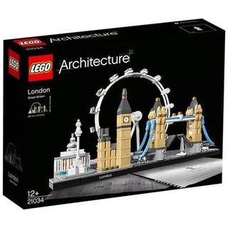 LEGO 乐高 建筑系列 21034 伦敦 城市天际线