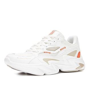 361° 361度 2021年春夏新品简约复古女款跑步鞋女鞋女式运动鞋