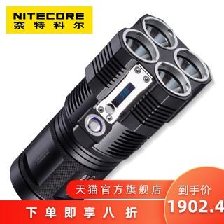 NITECORE 奈特科尔 NITECORE奈特科尔TM26强光可充电式远射手电筒超亮户外家用led