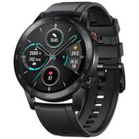 HONOR 荣耀 MagicWatch 2 智能手表 46mm 碳石黑