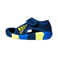 adidas 阿迪达斯 AltaVenture I 儿童凉鞋 D97199 传奇海洋蓝/亮黄 25.5(150mm)