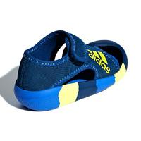 adidas 阿迪达斯 AltaVenture I 儿童凉鞋 D97199 传奇海洋蓝/亮黄 20(115mm)