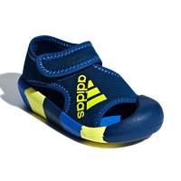 adidas 阿迪达斯 AltaVenture I 儿童凉鞋 D97199 传奇海洋蓝/亮黄 21(120mm)