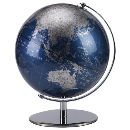 M&G 晨光 ASD99872 高档金属地球仪 20cm 单个装