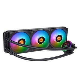 Thermaltake 曜越 枭龙360 Riing ARGB 一体式CPU水冷散热器