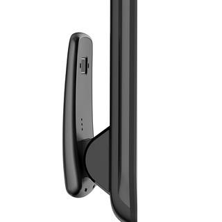 PHILIPS 飞利浦 9000系列 9100 全自动推拉式指纹锁 曜石黑 蓝牙版