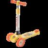 luddy 乐的 小黄鸭系列 1010  儿童滑板车